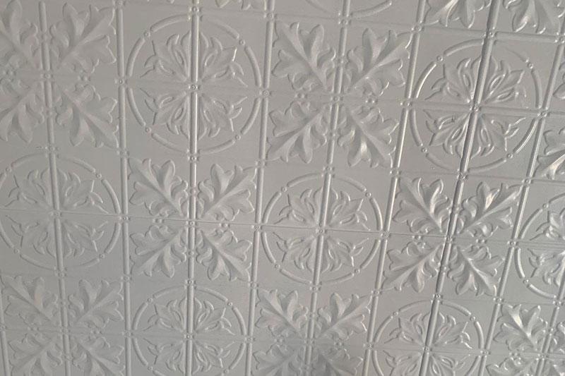 pressed ceiling renovation sydney